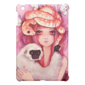 Het standvastige Hoesje van Harten iPad iPad Mini Hoesje
