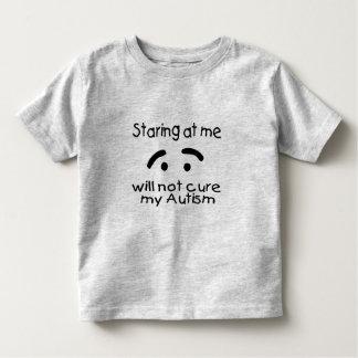 Het staren bij me zal Mijn Autisme niet genezen Kinder Shirts