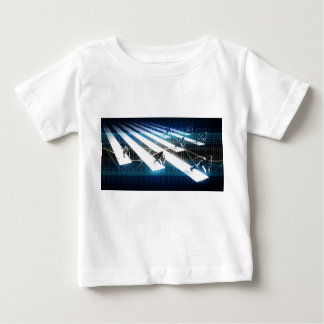 Het Starterscentrum van voor Opstarten Baby T Shirts