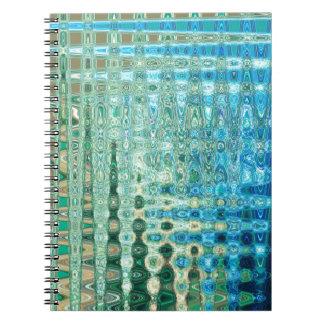 Het stedelijke Notitieboekje van de Oase dat door Ringband Notitieboek