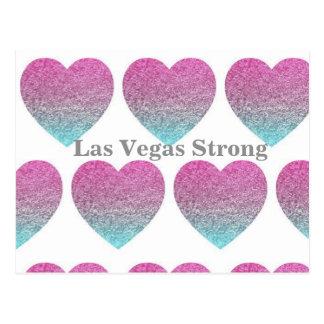 Het Sterke Briefkaart van Las Vegas