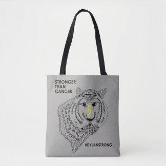 Het Sterke Canvas tas Met twee kanten van Dylan -