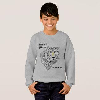Het Sterke Kinder Sweatshirt van Dylan (Geen Kap)