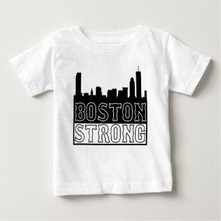 Het Sterke Overhemd van Boston Baby T Shirts
