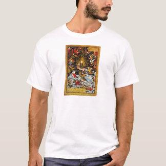 Het Stijgen van Muhammad van Miraj door Sultan T Shirt