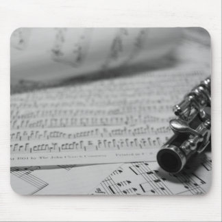 Het stootkussen van de de muziekmuis van de piccol muismat