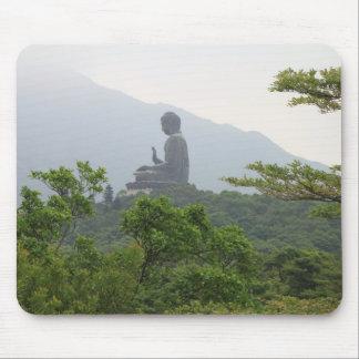 Het Stootkussen van de Muis van Budha Muismatten