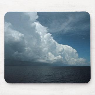 Het stootkussen van de Muis van het zee en van de  Muismat