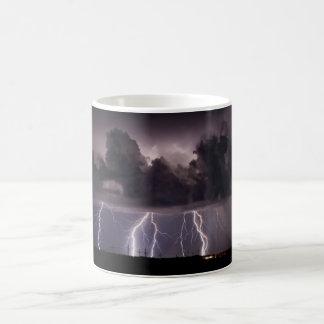 Het Storm van de bliksem Koffiemok