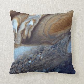 Het Storm van Jupiter Sierkussen