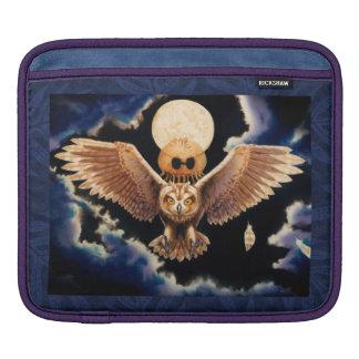 Het Storm van Pueo Sleeve Voor iPad