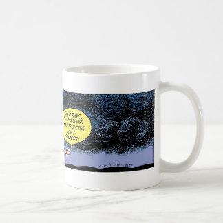 Het Stormachtige Weer van de Eenden van het moeras Koffiemok