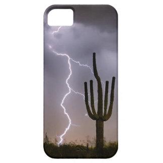 Het Stormen van de Moesson van de Woestijn van Barely There iPhone 5 Hoesje