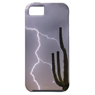 Het Stormen van de Moesson van de Woestijn van Tough iPhone 5 Hoesje