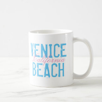 Het Strand Californië van Venetië Koffiemok