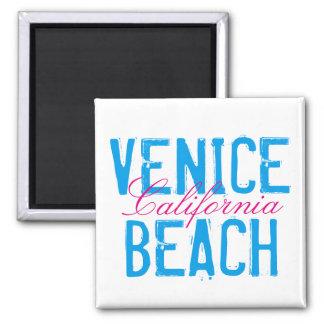 Het Strand Californië van Venetië Magneet