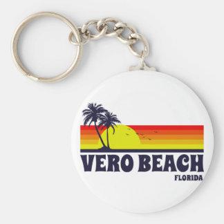 Het Strand Florida van Vero Sleutelhanger