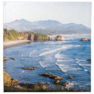 Het Strand Oregon van het kanon Servet