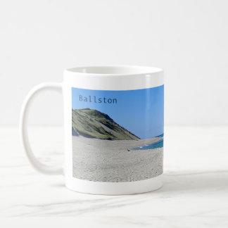 Het Strand van Ballston Koffiemok