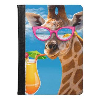 Het strand van de giraf - grappige giraf