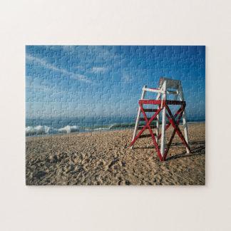 Het Strand van de V.S., Rhode Island, Charleston, Puzzel
