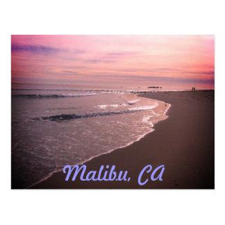 Het Strand van Malibu Briefkaart
