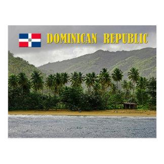 Het Strand van Samana, Dominicaanse Republiek Briefkaart