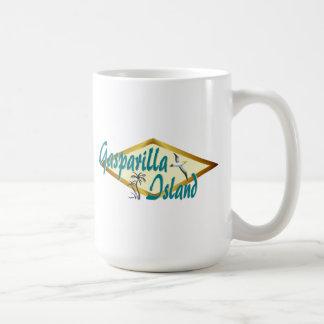 Het strandontwerp van Florida van het Eiland van Koffiemok