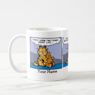 """Het Stripverhaal van Garfield """"houd van van Mijn Koffiemok"""
