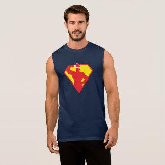 Het Super Geschikte Man van Kerstmis T Shirt