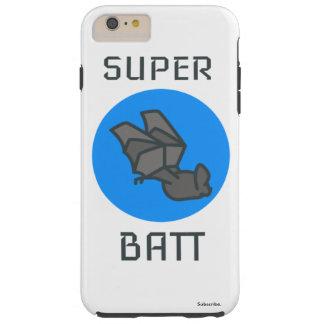Het super Hoesje Batt, 6/6s plus, Taai Hoesje