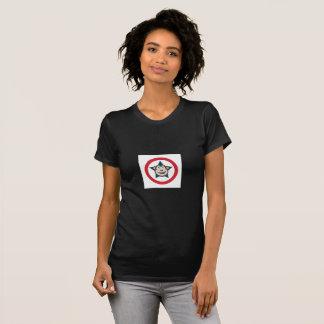 Het super kort-Sleeved T-shirt van de Dames van de T Shirt