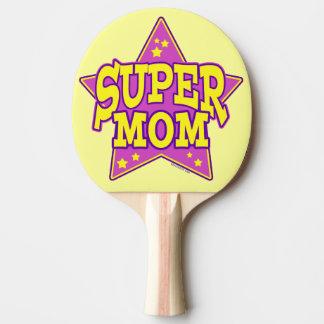 Het super Mamma van de Ster Tafeltennis Bat