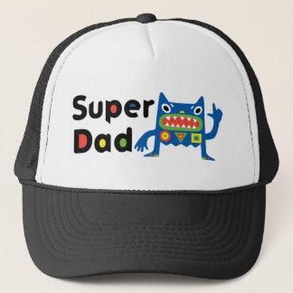Het super Pet van het Vaderdag van het Monster van