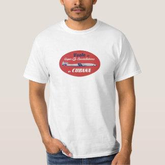 Het super Vintage T-shirt van Cuba van de