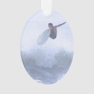 Het Surfen van de pret Ornament
