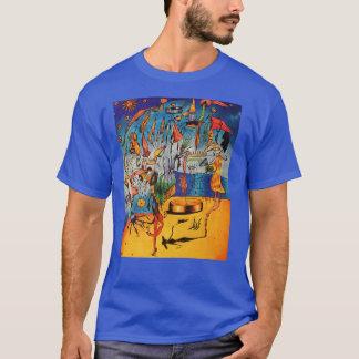 Het Surrealistische T-shirt van het mannen