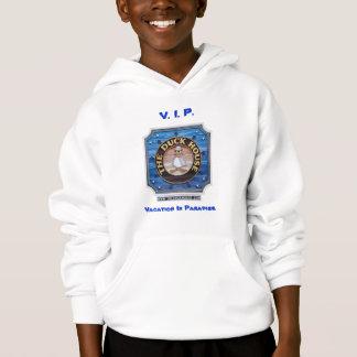 Het sweatshirt Met een kap van het Huis van de