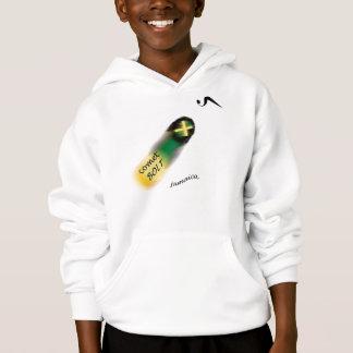 Het Sweatshirt van 052 U Seet met een kap