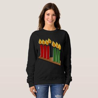 het sweatshirt van Afrikaanse kwanzaavrouwen
