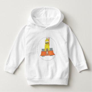 Het sweatshirt van de Bulldozer van het baby