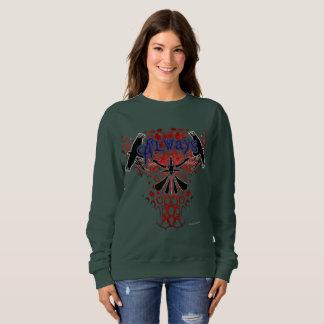 Het Sweatshirt van de Dames van CrowZ
