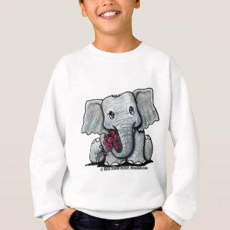 Het Sweatshirt van de Jeugd van de Olifant van