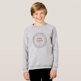 Het Sweatshirt van de jongen - de Drama's van de