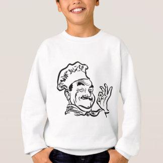 Het Sweatshirt van de Kerel van de pizza