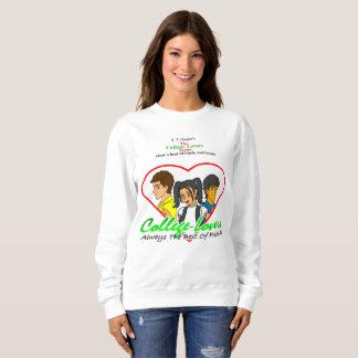 Het Sweatshirt van de Minnaars van de universiteit