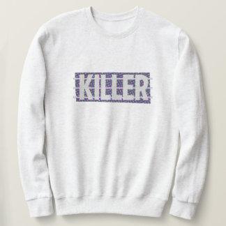 Het Sweatshirt van de moordenaar