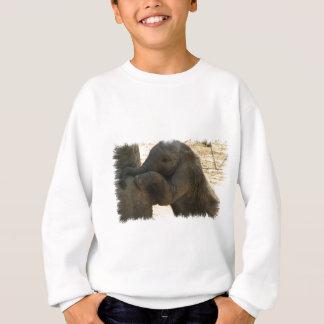 Het Sweatshirt van de Olifant van het baby