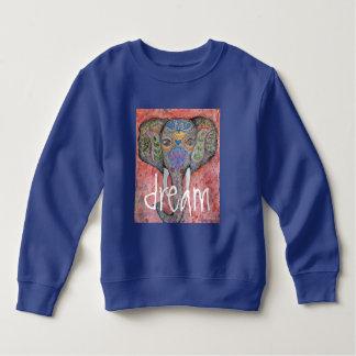 Het Sweatshirt van de Peuter van de Droom van de