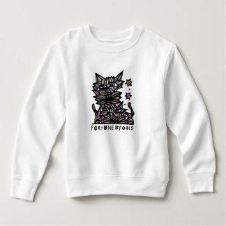 """Het Sweatshirt van de Peuter """"van de Dwazen van"""
